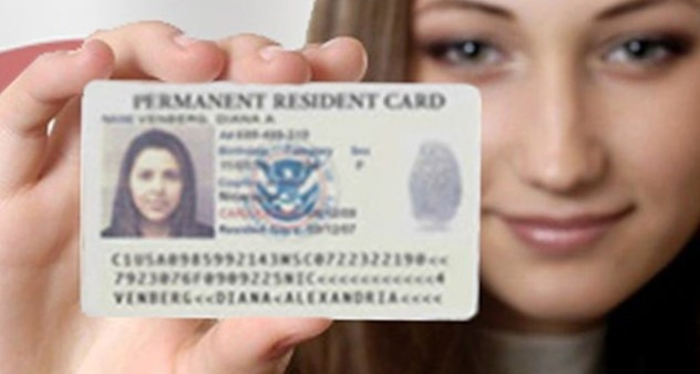 Canadians in USA - U.S. Green Cards for Canadian Citizens